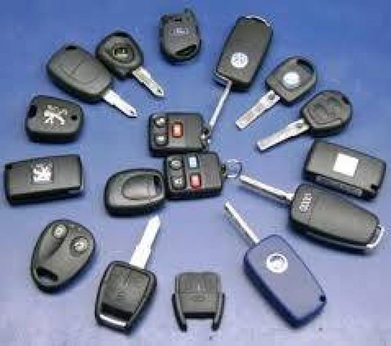 Como Fazer Chaveiros Automotivos Boa Vista - Chaveiro de Automóvel