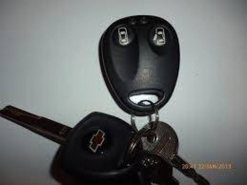 Preço para Fazer Chaveiro Automobilístico Cooperativa - Chaveiro Automotivo em Santo André