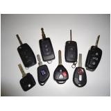 chave automotiva codificada Vila Alpina