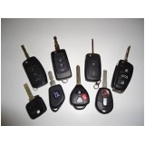 chave automotiva codificada Vila Dora