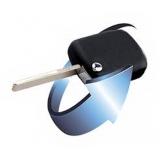 chave codificada vw Parque Reid
