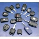 Chave codificada chaveiros