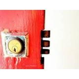 Valores de Consertar fechaduras Industrial
