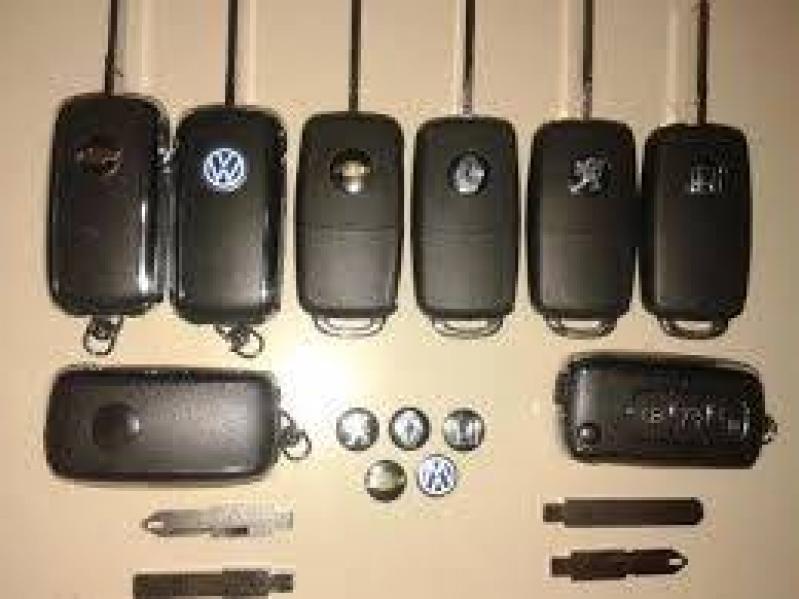 Valor para Fazer Chave Canivete Codificada Vila Guarani - Chave Canivete em Mauá